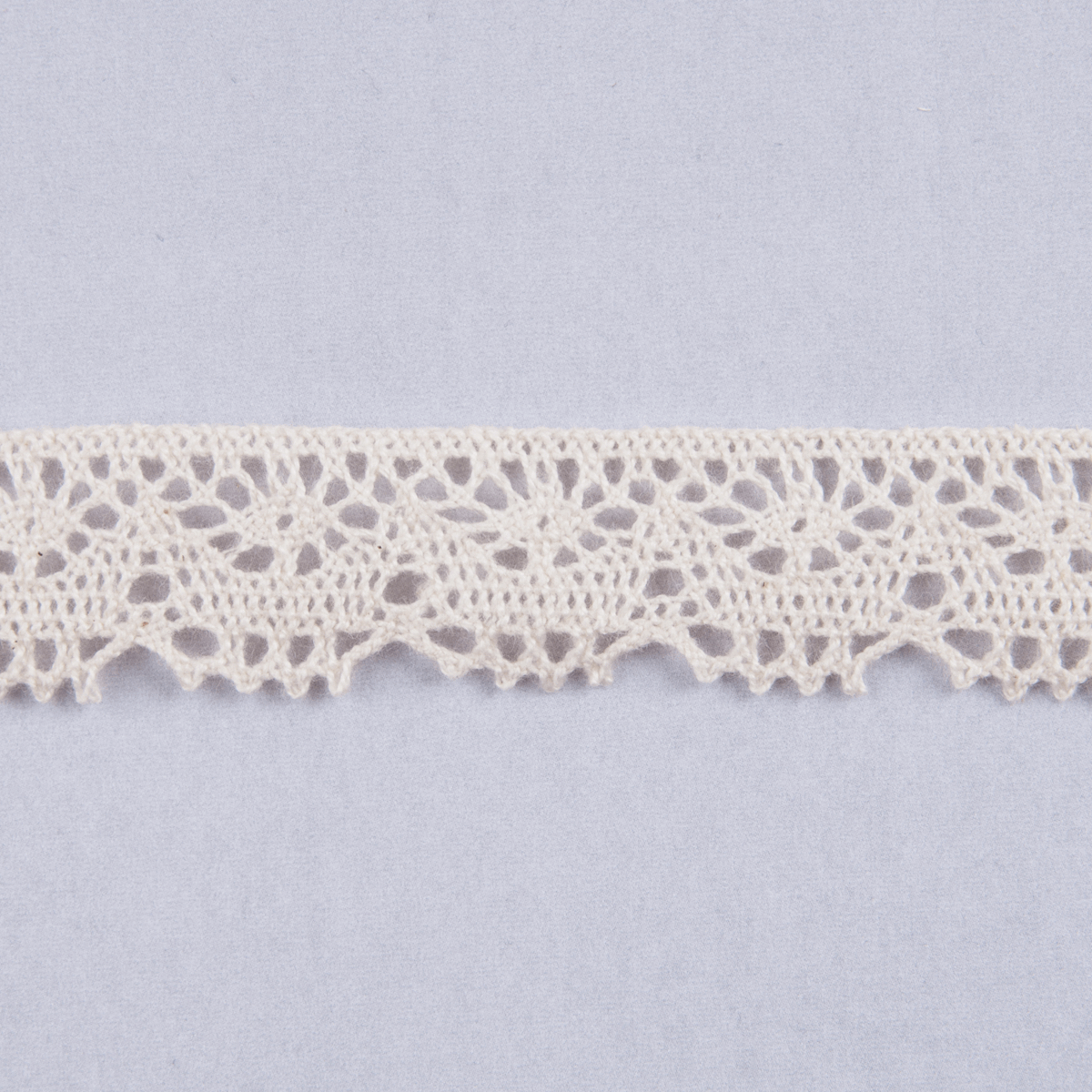 Cream Lace Cotton Trim 20mm