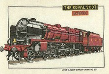 CRS124 - Royal Scot Chart Pack