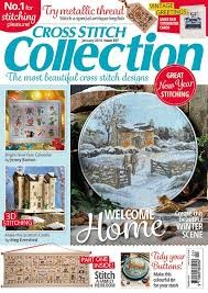 Cross Stitch Collection Magazine Issue 257 - January 2016