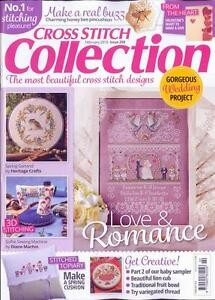 Cross Stitch Collection Magazine Issue 258 - February 2016