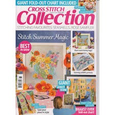 Cross Stitch Collection Magazine Issue 265 August 2016