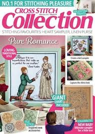 Cross Stitch Collection Magazine Issue 271 - February 2017