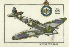 CSF165 - Supermarine Spitfire Chart Pack