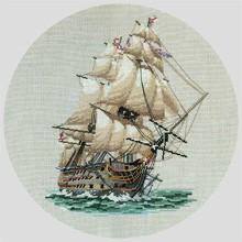 CVY309 - HMS Victory Chart Pack