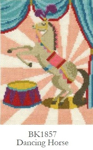 DMC Dancing Horse Cross Stitch Kit - BK1857