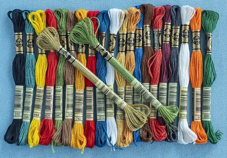 DMC Stranded Cotton Bundle