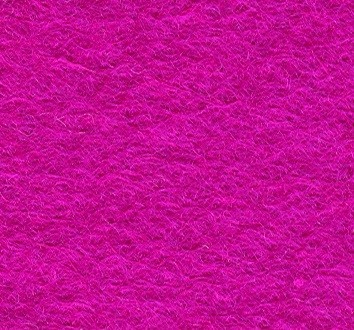 Felt Square Cerise 30% Wool - 9in / 22cm
