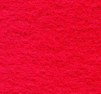 Felt Square Red 30% Wool - 9in / 22cm