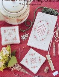 A Basic Hardanger Course by Linda Driskell booklet