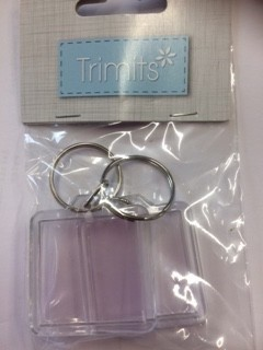 Trimits Key Fob - Square - pack of 2