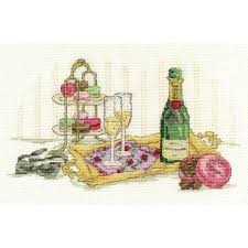 DMC BK1541 - Indulgence Stitch Kit