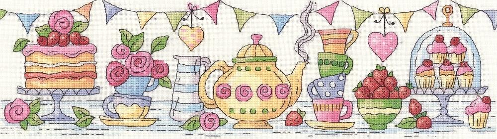 KCAT1395 - Afternoon Tea