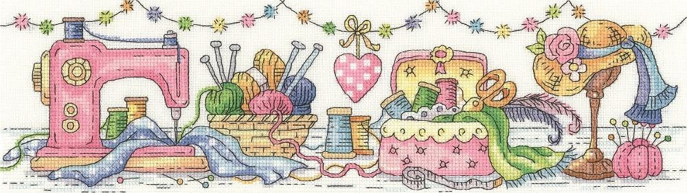 KCSR1398 - The Sewing Room