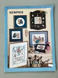 Craftways Kewpies Cross Stitch Chart booklet
