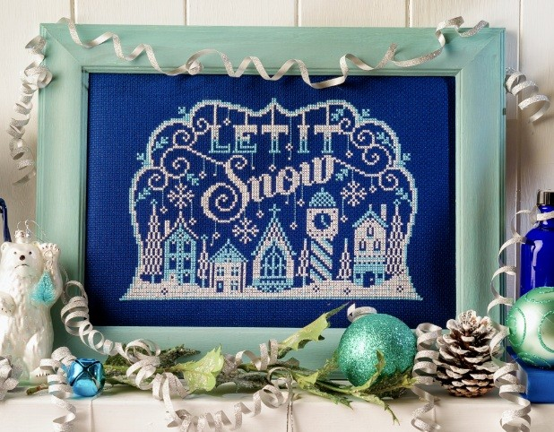 Cross Stitcher Project Pack - Winter Wonderland XST338
