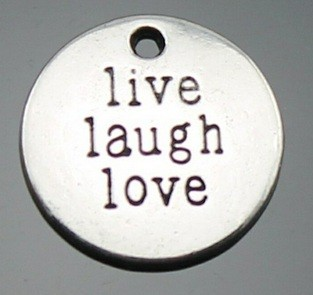 Live Laugh Love - 2 Pack