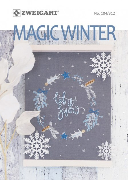 Zweigart Project Book 312 - Magic Winter