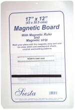 "Magnetic Board 17"" x 12"""