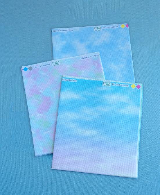 Mid-Summer Printed Panels