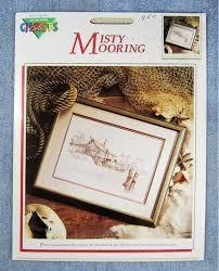 Color Charts Mark Polomchak's Misty Morning Cross Stitch Chart Leaflet
