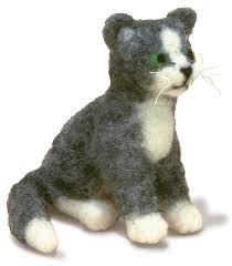 Dimensions Needle Felting Kit - Cat