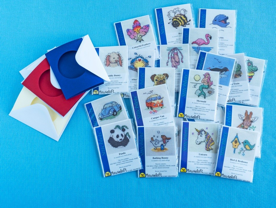 Stitchlets Card Pack
