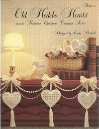 Old Hedebo Hearts by Linda Driskell booklet