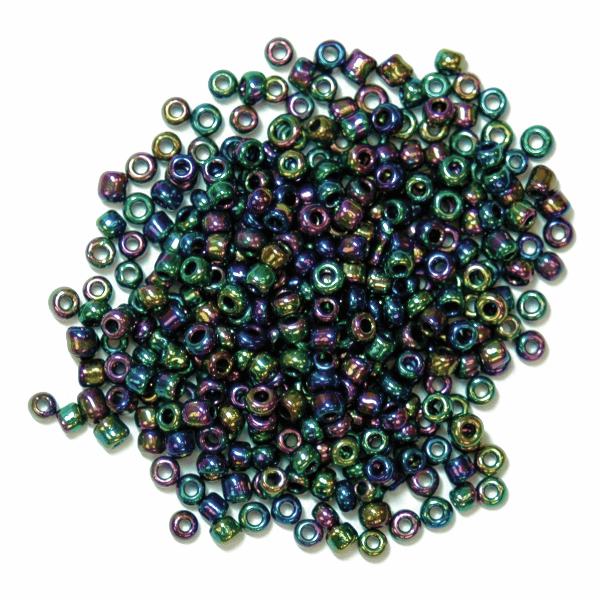 Trimits Rainbow Seed Beads - 8g Pack