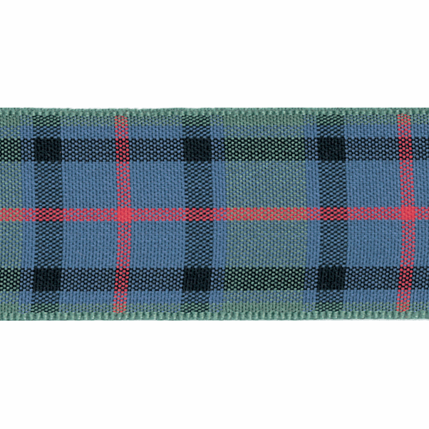 Jomil - 7mm Flower of Scotland Tartan Ribbon