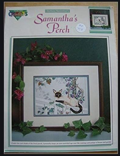 Barbara Macomber's Designs - Samantha's Perch