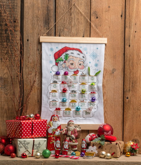 Cross Stitcher Project Pack - Santa's Christmas Countdown - XST363