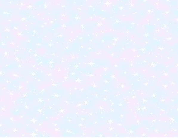 Fabric Flair 14ct Aida Fairy Dust Blue/Pink