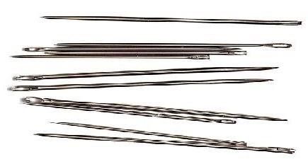 Sharps Needles - Size 11 / Short Beading (Pack of 10)