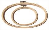"""Siesta 5 x 9 """" Oval Embroidery Hoop"""