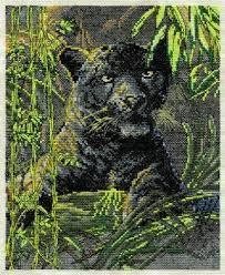 BK907 - Spirit of the Rain Forest Cross Stitch Kit