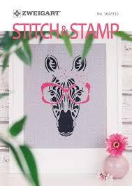 Book 310 - Stitch and Stamp