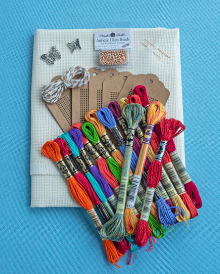 Late Summer Stitch Bundle