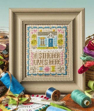 Cross Stitcher Project Pack - House Proud - XST341