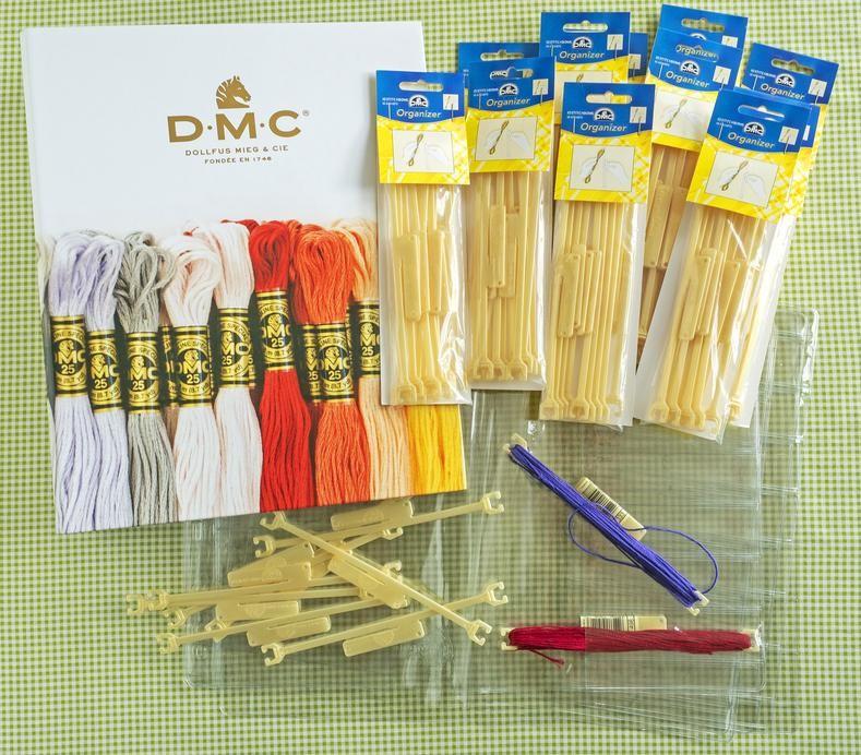 DMC Gold Concept Storage