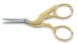 Janome Stork Scissors - 9cm (3.5in)