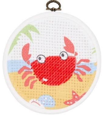 DMC Stitch It Jr!  The Crab BK1842