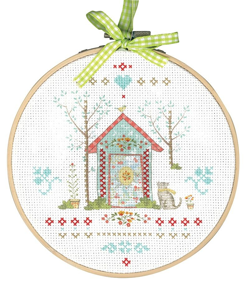 TMRCRX1 - Home Printed Cross Stitch Kit
