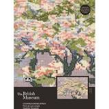 BL1149/73 - The British Museum - A Tree in Blossom Cross Stitch Kit