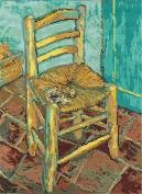 BL1066/71 - Van Gogh's Chair Cross Stitch Kit