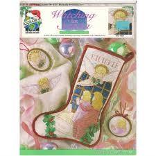 True Colors Cross Stitch - Watching For Santa Cross Stitch Leaflet