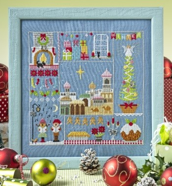 Cross Stitcher Project Pack - Welcome Winter XST351