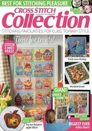 Cross Stitch Collection Magazine Issue 266 September 2016