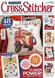 Cross Stitcher Magazine Issue 296 - September 2015