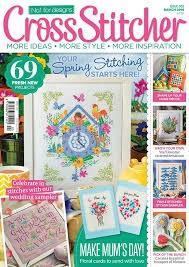 Cross Stitcher Magazine Issue 302 - March 2016