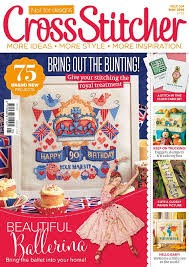 Cross Stitcher Magazine Issue 304 - May 2016